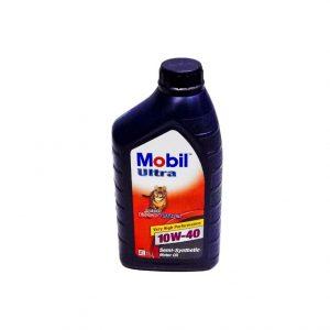 Моторное масло MOBIL 10W40 — 1 л