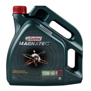Моторное масло Castrol Magnatec 10W40 — 4 л