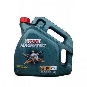 Моторное масло Castrol Magnatec 5W40 — 4 л