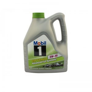 Моторное масло Mobil ESP Formula 5W30 — 4 л