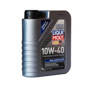 Моторное масло LIQUI MOLY Mos2 — 1 л