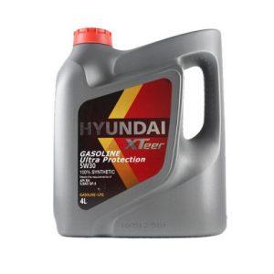 Моторное масло Hyundai XTEER 5W30 — 4 лит