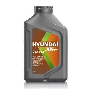 Трансмиссионное масло Hyundai XTEER SP4 — 1 л