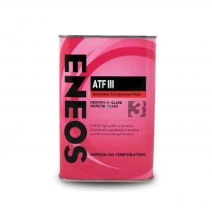 Трансмиссионное масло ENEOS ATF-3 — 1 л
