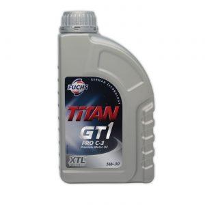 Моторное масло TITAN PRO C-3 5W30 — 1 л