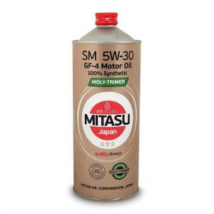 Моторное масло MITASU 5W30 «SM» (MJ-M11) — 1 л