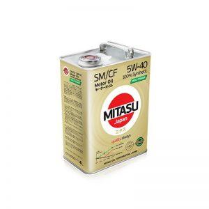 Моторное масло MITASU 5W40 «SM» (MJ-M12) — 4 л