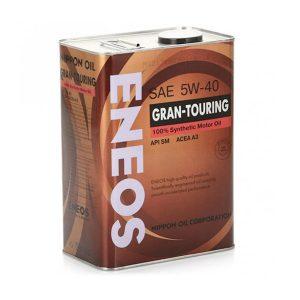 Моторное масло ENEOS 5W40 (синт) — 4 л