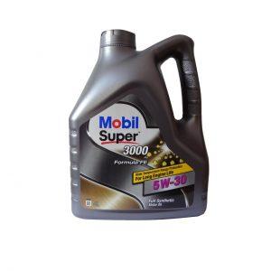Моторное масло MOBIL FE 5W30 — 4 л