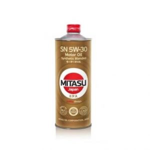 Моторное масло MITASU 5W30 «SN» (MJ-M120) — 1 л