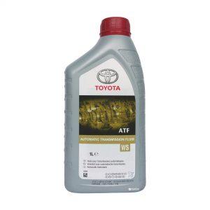 Toyota ATF WS масло трансмиссионное 1 л