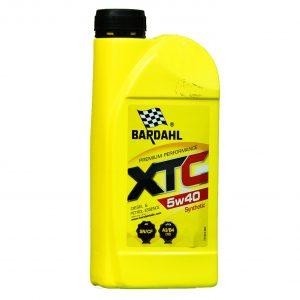 Моторное масло BARDAHL 5W40 — 1 л