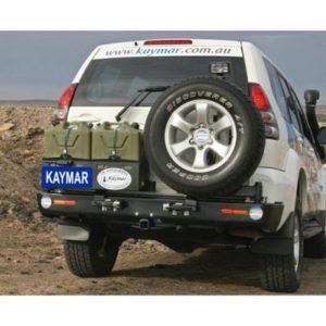 K3705 Задний бампер Kaymar ( 2 пивота )